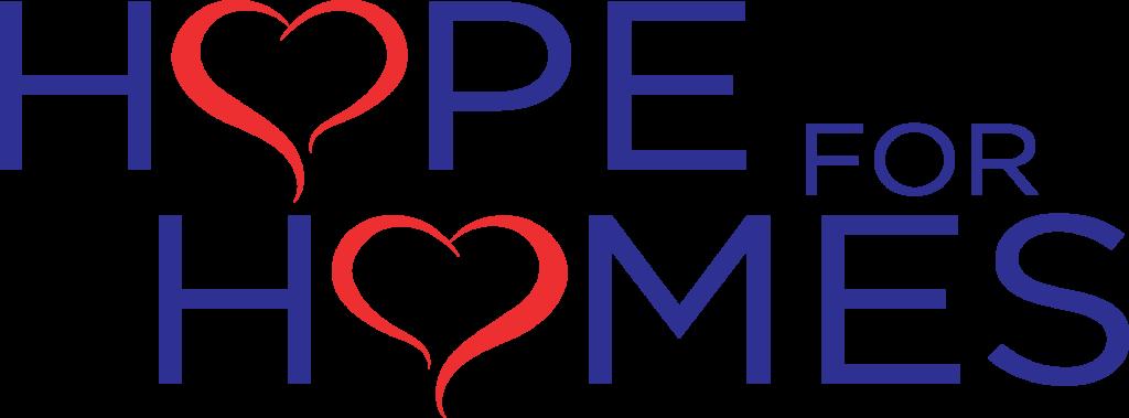 Hope for Homes logo